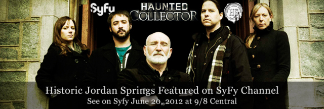 Haunted Collector Series