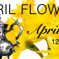 April Flowers Tea